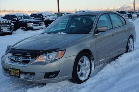 2008 Subaru Legacy for sale at Dependable Used Cars Valley in Wasilla AK