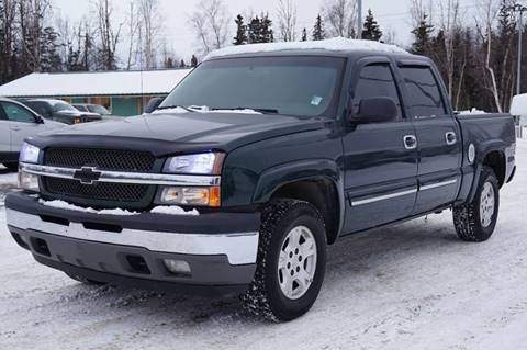 2005 Chevrolet Silverado 1500 for sale at Dependable Used Cars Valley in Wasilla AK