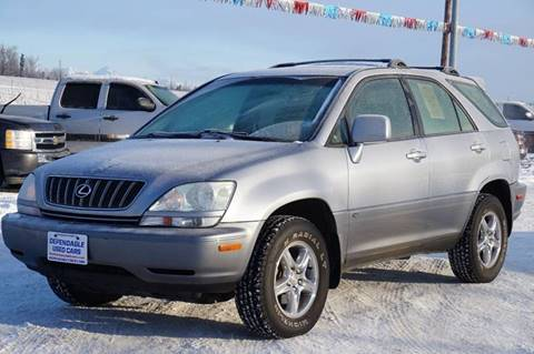 2001 Lexus RX 300 for sale at Dependable Used Cars Valley in Wasilla AK