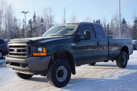 2003 Ford F-250 Super Duty for sale at Dependable Used Cars Valley in Wasilla AK