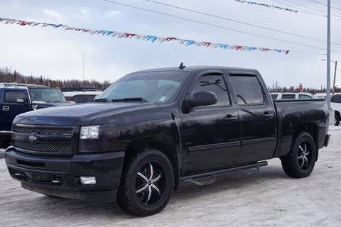 2011 Chevrolet Silverado 1500 for sale at Dependable Used Cars Valley in Wasilla AK