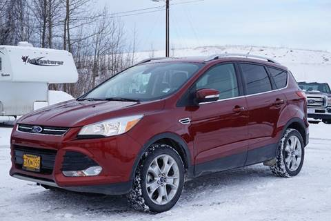 2014 Ford Escape for sale at Dependable Used Cars Valley in Wasilla AK
