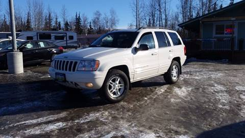 2000 Jeep Grand Cherokee for sale at Dependable Used Cars Valley in Wasilla AK