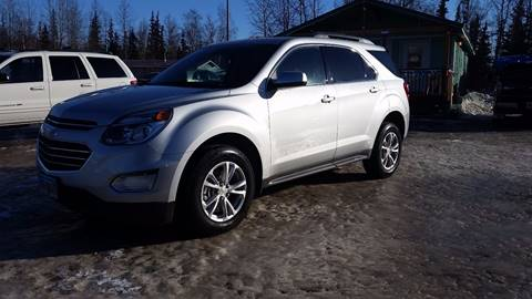 2016 Chevrolet Equinox for sale at Dependable Used Cars Valley in Wasilla AK