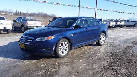 2012 Ford Taurus for sale at Dependable Used Cars Valley in Wasilla AK
