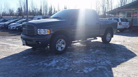 2003 Dodge Ram Pickup 1500 for sale at Dependable Used Cars Valley in Wasilla AK