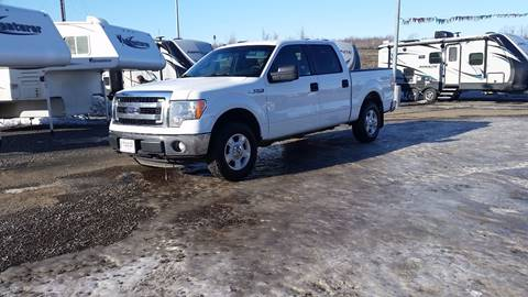2014 Ford F-150 for sale at Dependable Used Cars Valley in Wasilla AK