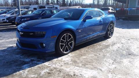2013 Chevrolet Camaro for sale at Dependable Used Cars Valley in Wasilla AK