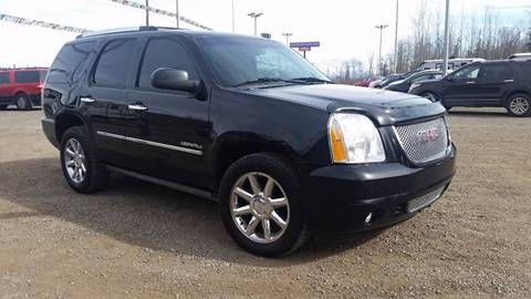 2010 GMC Yukon for sale at Dependable Used Cars Valley in Wasilla AK