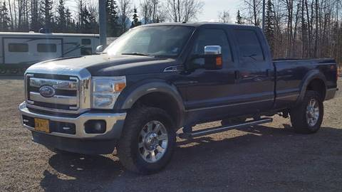 2011 Ford F-350 Super Duty for sale at Dependable Used Cars Valley in Wasilla AK