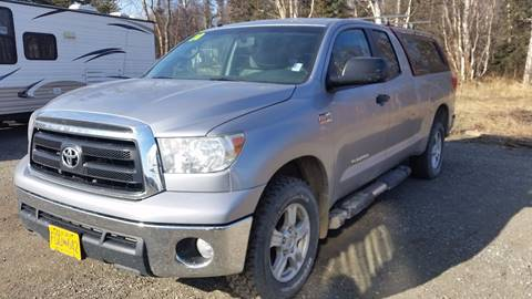 2010 Toyota Tundra for sale at Dependable Used Cars Valley in Wasilla AK