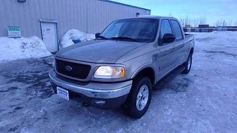 2002 Ford F-150 for sale at Dependable Used Cars Valley in Wasilla AK