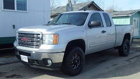 2012 GMC Sierra 2500HD for sale at Dependable Used Cars Valley in Wasilla AK