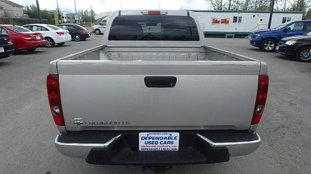 2005 Chevrolet Colorado for sale at Dependable Used Cars in Anchorage AK