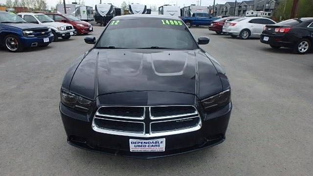 2012 Dodge Charger for sale at Dependable Used Cars in Anchorage AK