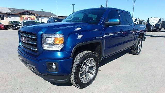 2015 GMC Sierra 1500 for sale at Dependable Used Cars in Anchorage AK