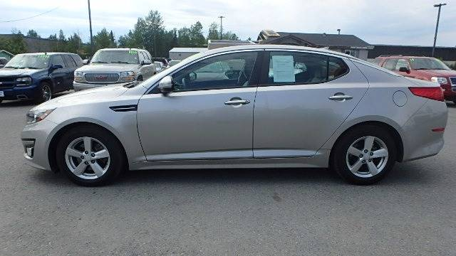 2014 Kia Optima for sale at Dependable Used Cars in Anchorage AK