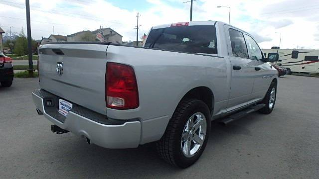 2012 RAM Ram Pickup 1500 for sale at Dependable Used Cars in Anchorage AK