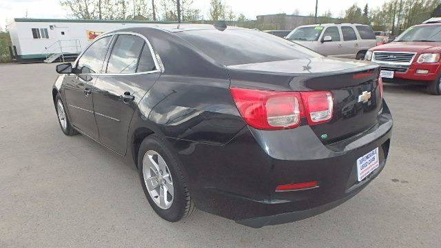 2014 Chevrolet Malibu for sale at Dependable Used Cars in Anchorage AK