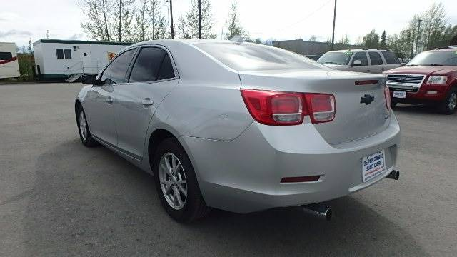 2013 Chevrolet Malibu for sale at Dependable Used Cars in Anchorage AK