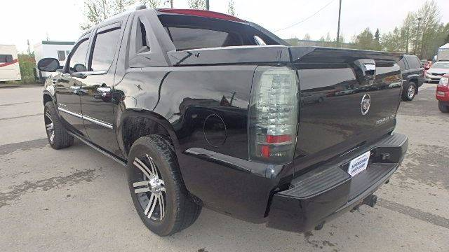 2008 Cadillac Escalade EXT for sale at Dependable Used Cars in Anchorage AK