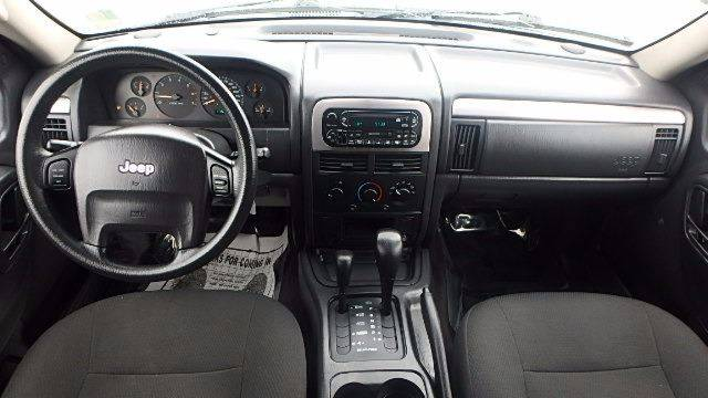 2003 Jeep Grand Cherokee for sale at Dependable Used Cars in Anchorage AK