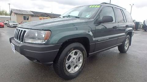 2003 Jeep Grand Cherokee for sale in Anchorage, AK