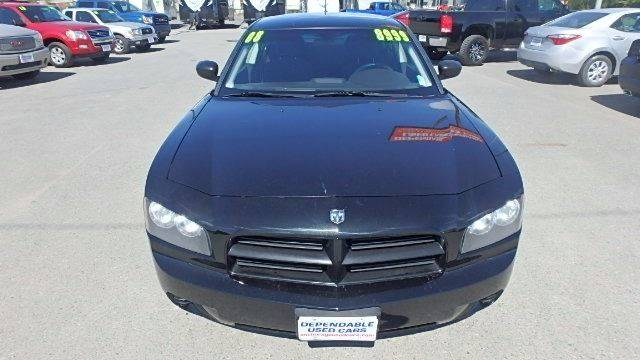 2008 Dodge Charger for sale at Dependable Used Cars in Anchorage AK