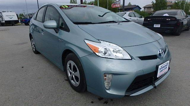2013 Toyota Prius for sale at Dependable Used Cars in Anchorage AK