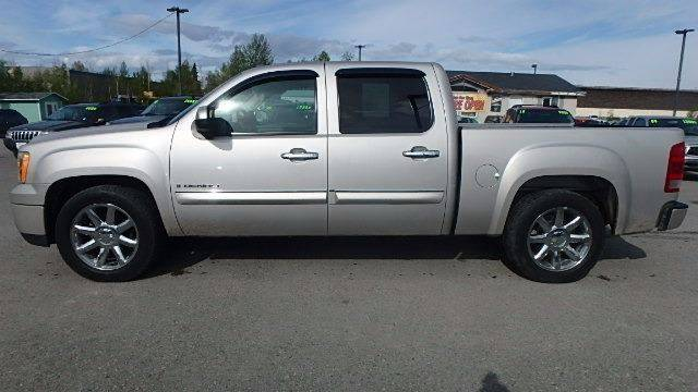 2007 GMC Sierra 1500 for sale at Dependable Used Cars in Anchorage AK