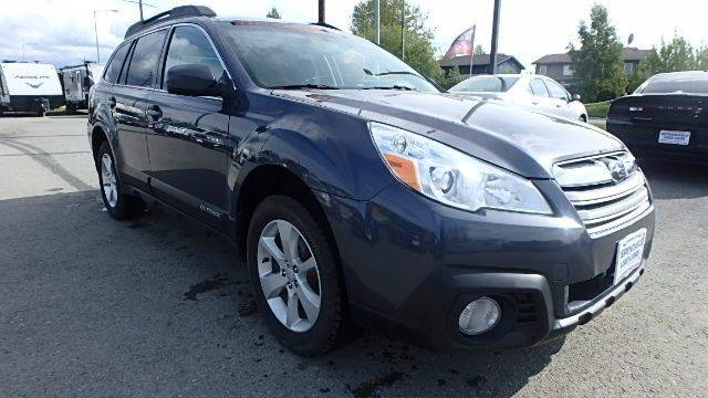 2014 Subaru Outback for sale at Dependable Used Cars in Anchorage AK