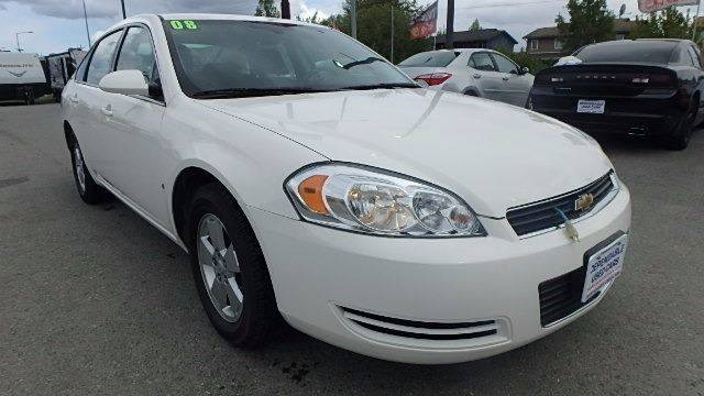 2008 Chevrolet Impala for sale at Dependable Used Cars in Anchorage AK