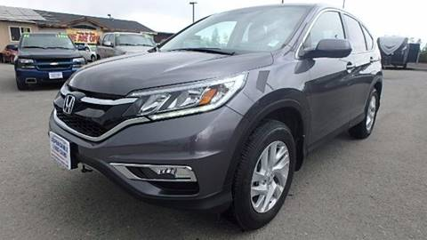 2016 Honda CR-V for sale at Dependable Used Cars in Anchorage AK