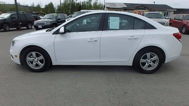 2016 Chevrolet Cruze Limited for sale at Dependable Used Cars in Anchorage AK