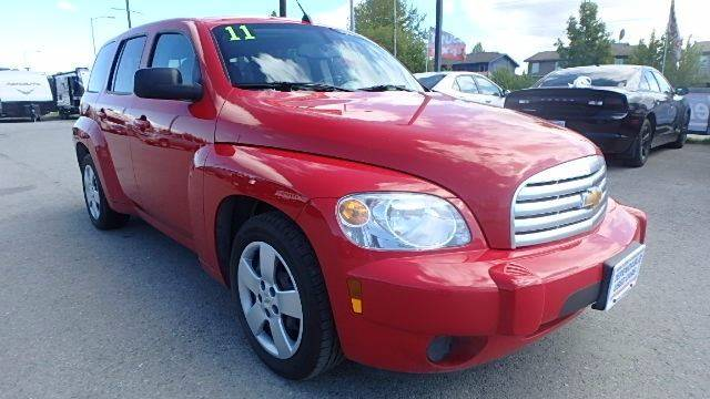 2011 Chevrolet HHR for sale at Dependable Used Cars in Anchorage AK