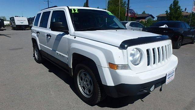 2012 Jeep Patriot for sale at Dependable Used Cars in Anchorage AK