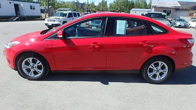 2013 Ford Focus for sale at Dependable Used Cars in Anchorage AK