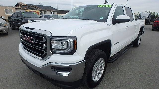 2017 GMC Sierra 1500 for sale at Dependable Used Cars in Anchorage AK