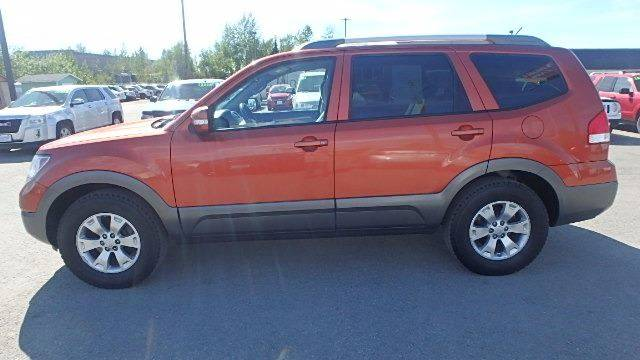 2009 Kia Borrego for sale at Dependable Used Cars in Anchorage AK
