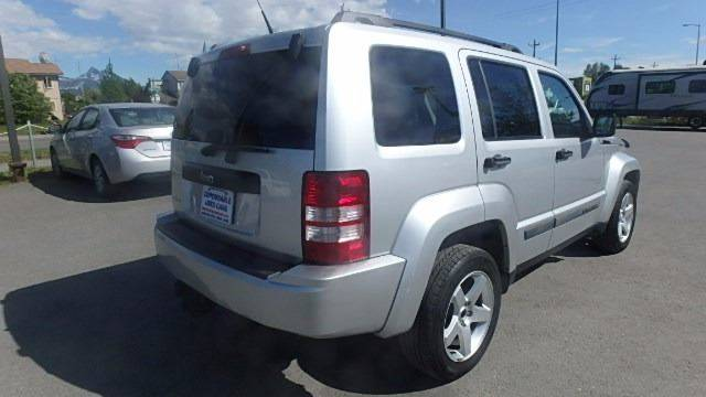 2011 Jeep Liberty for sale at Dependable Used Cars in Anchorage AK