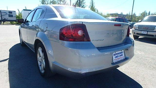 2013 Dodge Avenger for sale at Dependable Used Cars in Anchorage AK