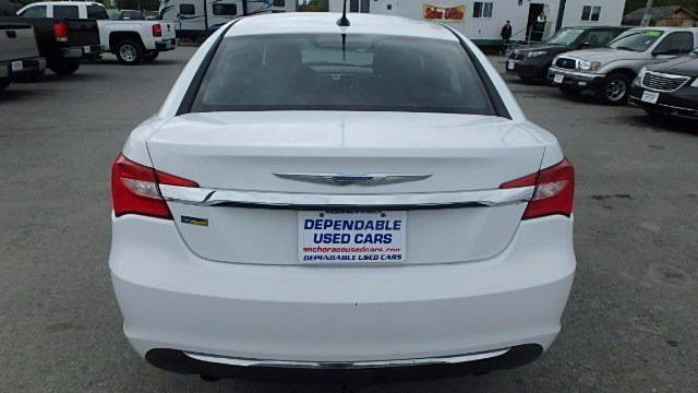 2012 Chrysler 200 for sale at Dependable Used Cars in Anchorage AK