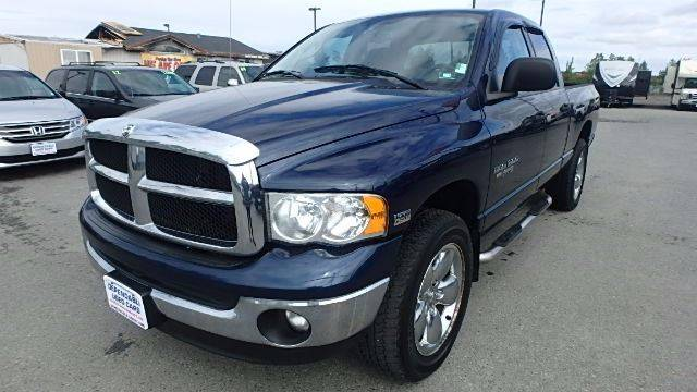 2005 Dodge Ram Pickup 1500 for sale at Dependable Used Cars in Anchorage AK