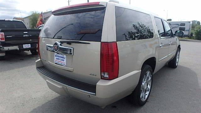 2007 Cadillac Escalade ESV for sale at Dependable Used Cars in Anchorage AK