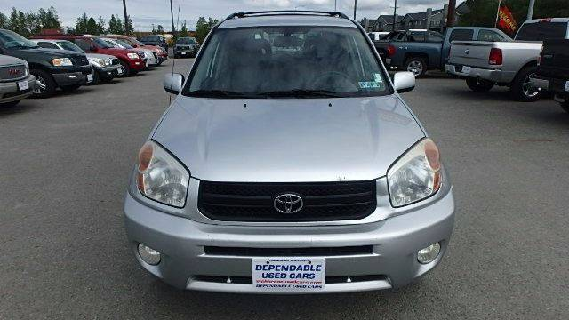 2005 Toyota RAV4 for sale at Dependable Used Cars in Anchorage AK