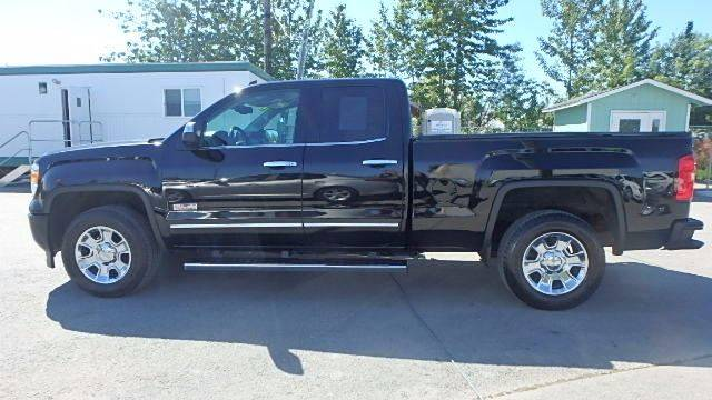 2014 GMC Sierra 1500 for sale at Dependable Used Cars in Anchorage AK