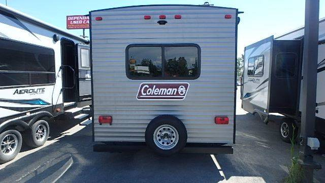 2018 Coleman 202RDWE for sale at Dependable Used Cars in Anchorage AK