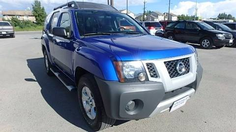 2012 Nissan Xterra for sale at Dependable Used Cars in Anchorage AK