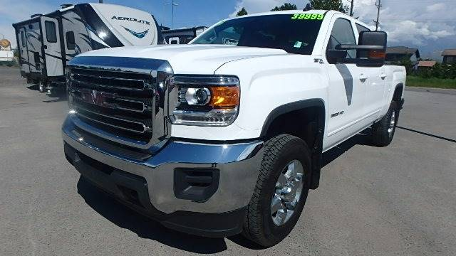 2016 GMC Sierra 3500HD for sale at Dependable Used Cars in Anchorage AK