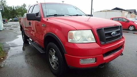 2004 Ford F-150 for sale at Dependable Used Cars in Anchorage AK